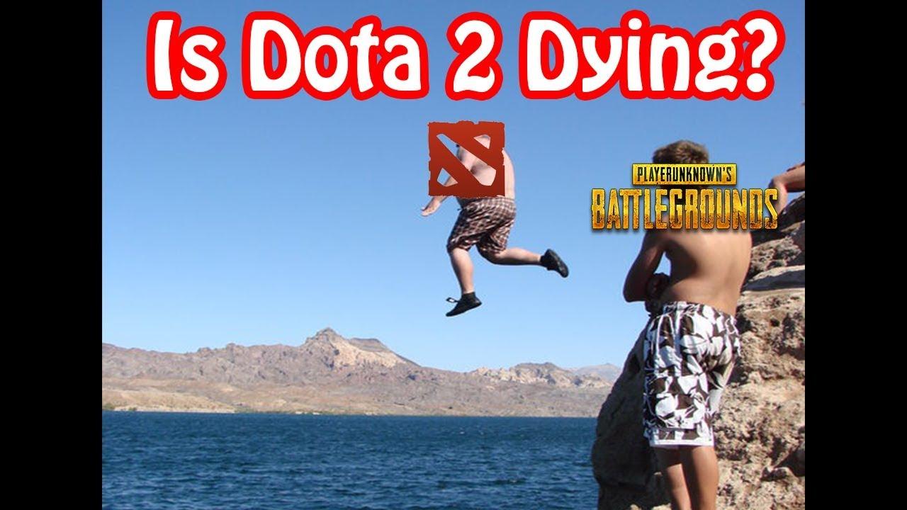 Dota2 Dying ?