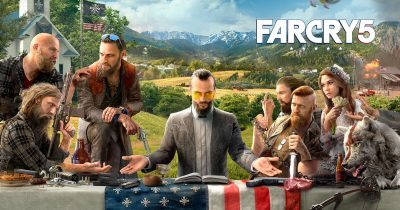 Game Review: Farcry 5