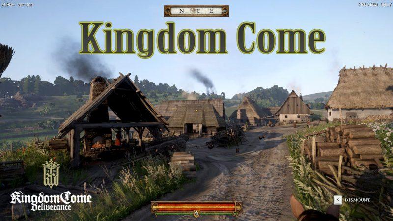 Kingdom Come Deliverance Review