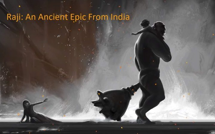 Raji: An Ancient Epic from India