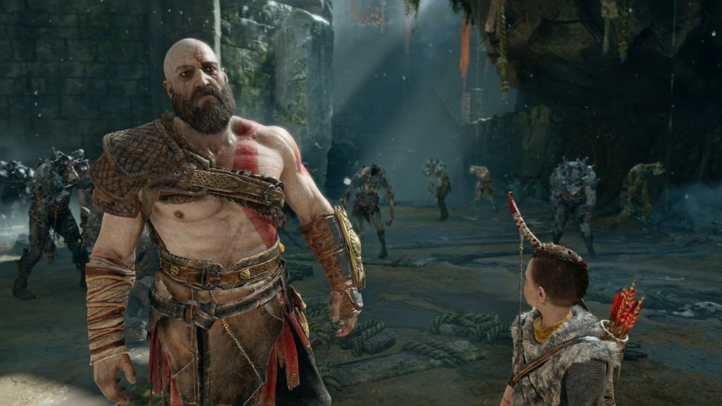 God Of War 2018