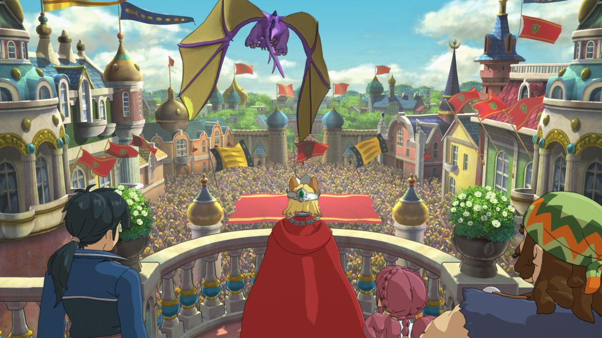 Ni No Kuni 2 : Revenant Kingdom Review