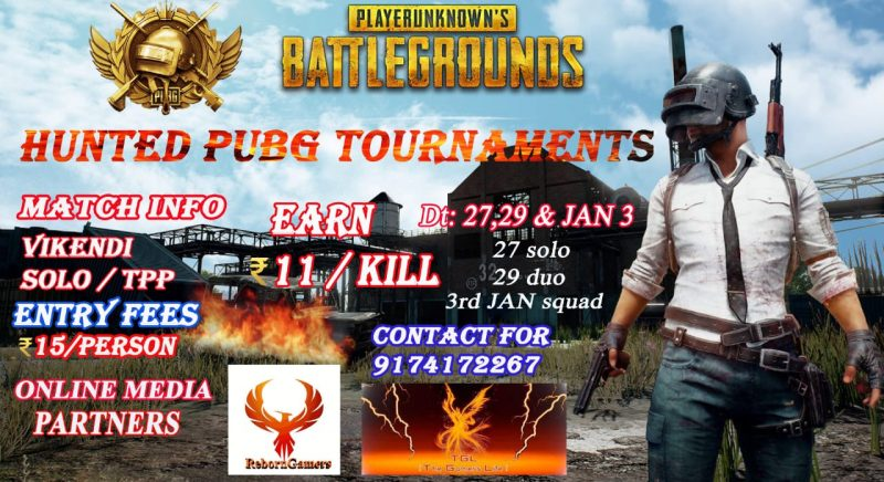 Hunted Pubg Tournament