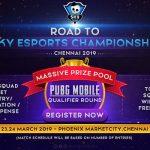 Sky Esports Tournament 2019