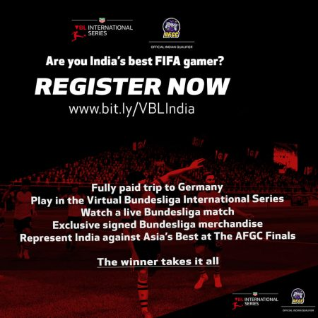 AFGC India – Official VBL International Series