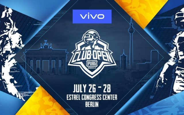 PUBG Mobile Club Open Grand Finals 26th to 28th July 2019