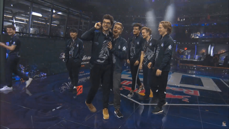OG Two Time Champions The International 2019