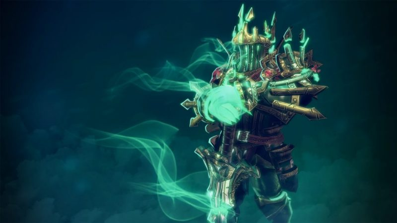 How to Play Wraith King Dota2 Guide