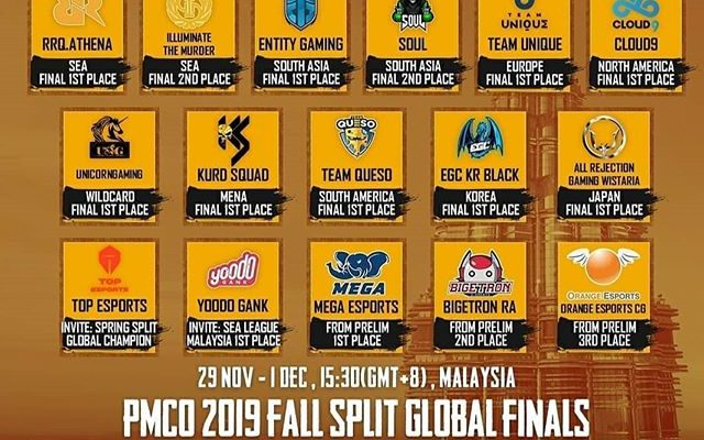 PMCO Fall Split Global Finals