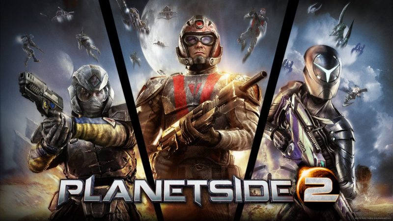 Planetside2 Review
