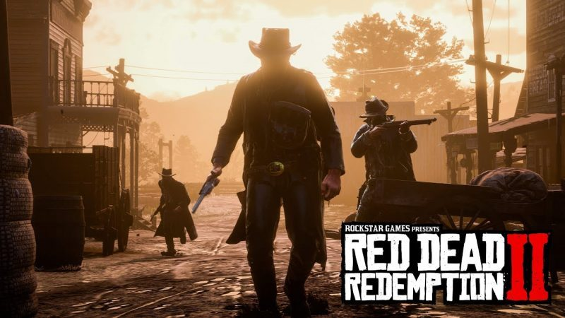 Red Dead Redemption2 Review