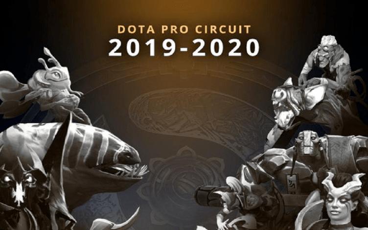 Dota2 Pro Circuit 19-2020 Season
