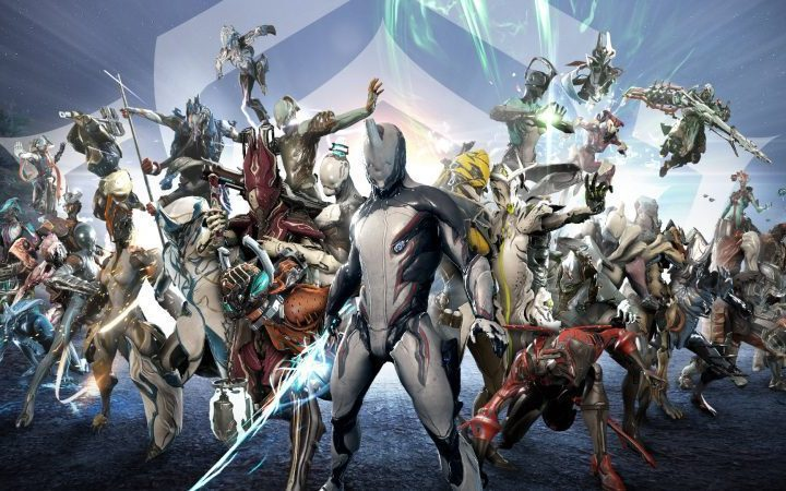 Why You Should Play Warframe Now